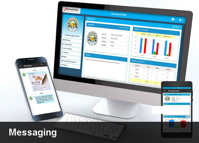 Messaging- Mobile App, SMS & Web
